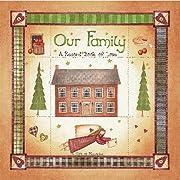 Our Family: A Record Book of Love de Linda…