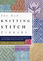 The New Knitting Stitch Library: Over 300…