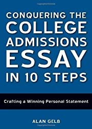 Conquering the College Admissions Essay in…