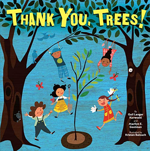 Thank you, trees! /