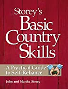 Storey's Basic Country Skills: A…