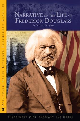 Frederick Douglass Slave Life