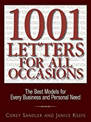 1001 Letters For All Occasions: The Best…