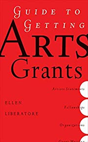 Guide to getting arts grants de Ellen…