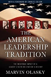 The American Leadership Tradition: The…