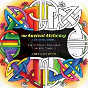 The Ancient Alchemy Coloring Book: Celtic…