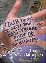 Four Things My Geeky-Jock-of-a-Best Friend…