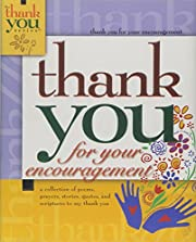 Thank You For Your Encouragement (The Thank…