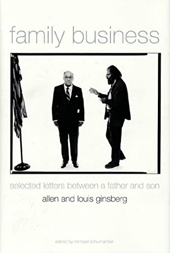 Image for Family Business: Two Lives in Letters and Poetry