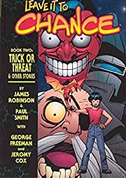 Leave It To Chance Book 2: Trick Or Threat…