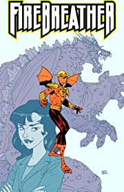 Firebreather Volume 1 de Phil Hester