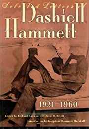 Selected Letters of Dashiell Hammett –…