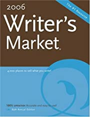 2006 Writers Market (Writer's Market) –…