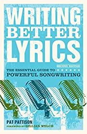 Writing Better Lyrics af Pat Pattison