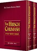 Hirsch Chumash, Vayikra, 2 Vol. (Eng.) by…