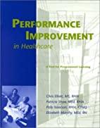 Performance Improvement in Healthcare by…