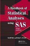 couverture du livre A Handbook of Statistical Analyses using SAS