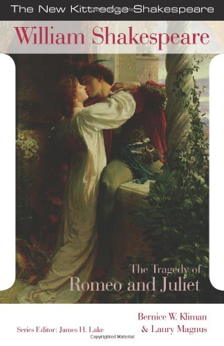 Romeo and Juliet written by William Shakespeare