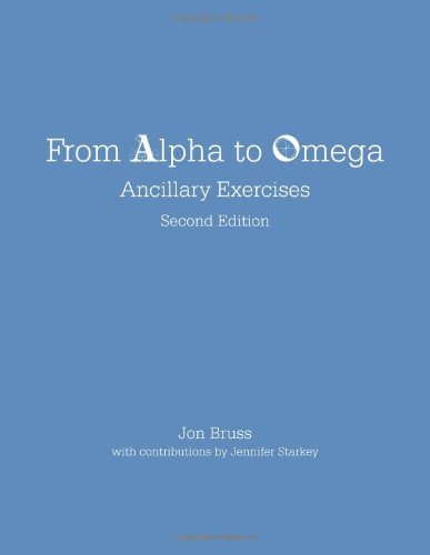 From Alpha to Omega: Ancillary Exercises, Bruss, Jon; Starkey, Jennifer
