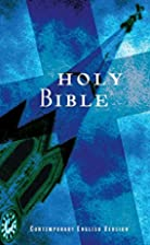 Holy Bible: Contemporary English Version by…