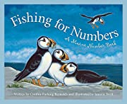 Fishing for numbers : a Maine number book af…