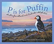 P is for Puffin: A Newfoundland and Labrador…