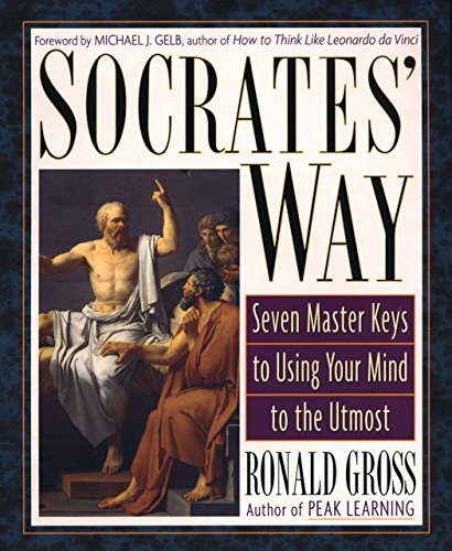 Biography Book Covers: Socrates Biography