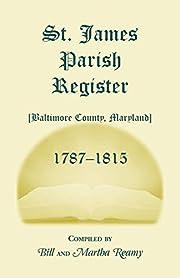 St. James Parish Registers 1787-1815 –…