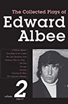 The Collected Plays of Edward Albee: Volume…