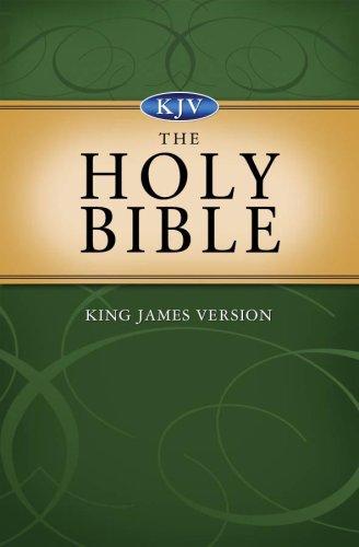 Holy Bible, King James Version (King James Bible), Publishing, Barbour