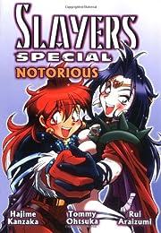 Slayers Special: Notorious av Hajime Kanzaka