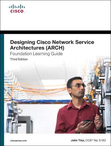 PDF] Designing Cisco Network Service Architectures (ARCH