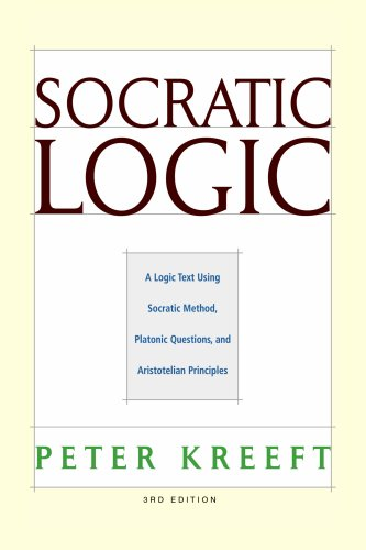 Socratic logic peter kreeft