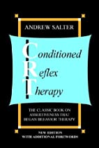 Conditioned reflex therapy; the direct…
