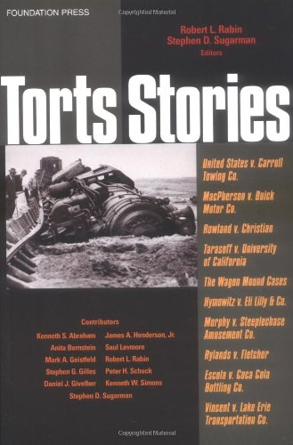 Torts Overview - Torts Basics - Research Guides at Harvard