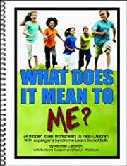What Does It Mean to Me? Activity Book with…