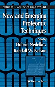 New and emerging proteomic techniques di…