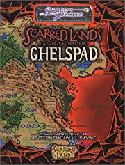 Scarred Lands Campaign Setting Ghelspad (D20…
