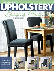 Singer Upholstery Basics Plus: Complete…