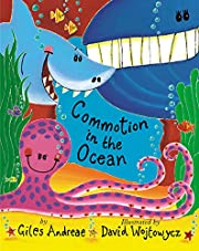 Commotion in the Ocean av Giles Andreae