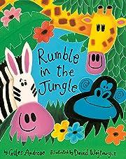 Rumble in the Jungle av Giles Andreae