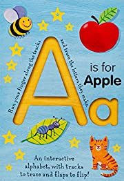 A Is for Apple (Trace-and-Flip Fun!) (Smart…
