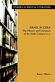 Israel in exile : the history and literature…