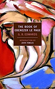 The Book of Ebenezer Le Page af G.B. Edwards