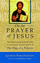 On the Prayer of Jesus by Ignatius…