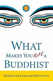 What Makes You Not a Buddhist por Dzongsar…