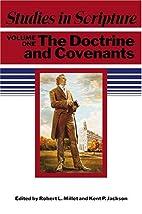 Studies in Scripture, Vol. 1: The Doctrine…