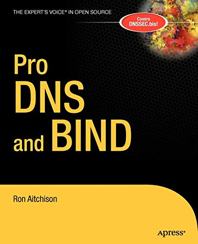 DNS & BIND Books (DNS, BIND Nameserver, DHCP, LDAP and Directory