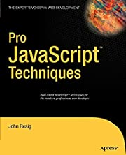 Pro JavaScript Techniques (Pro) de John…