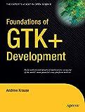 couverture du livre Foundations of GTK+ Development